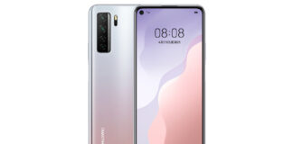 huawei nova 7 SE Lohas Edition specifiche