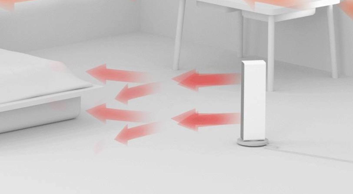 offerta stufa verticale smartmi 2