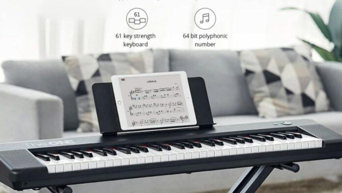 offerta tastiera elettrica pianoforte smart