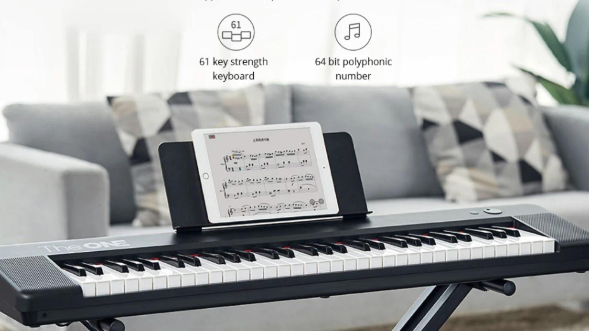 TheONE Air 61 tastiera elettrica – Banggood