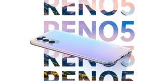 OPPO Reno 5 4G ufficiale