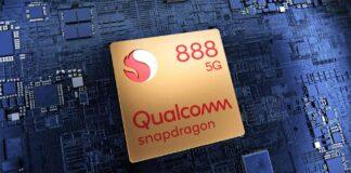 qualcomm snapdragon 888 specifiche