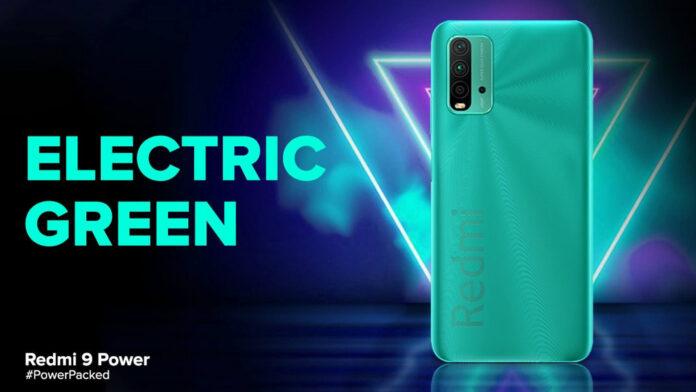 Redmi 9 Power ufficiale