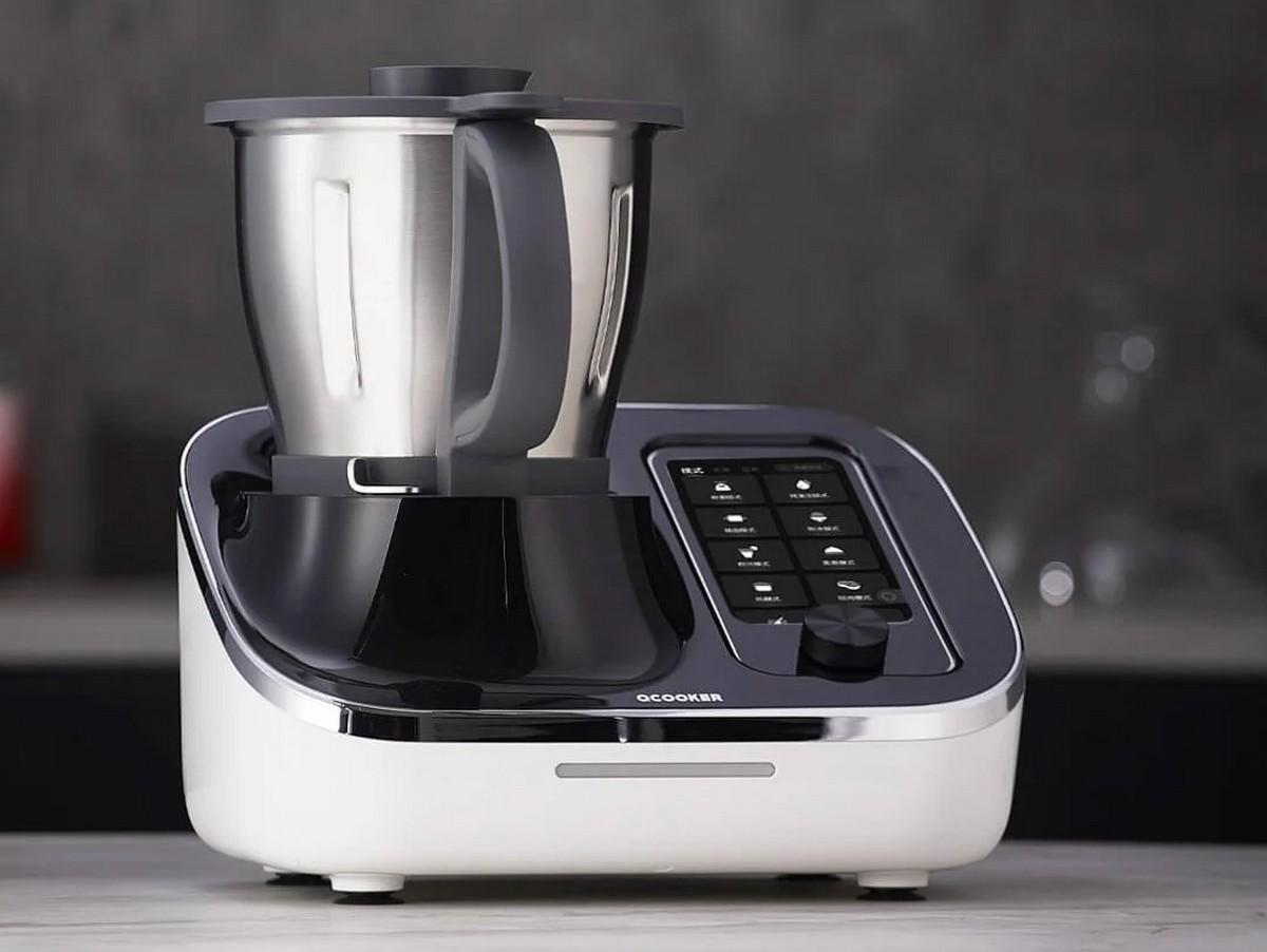 robot da cucina multifunzione xiaomi