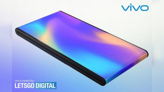 vivo smartphone pieghevole
