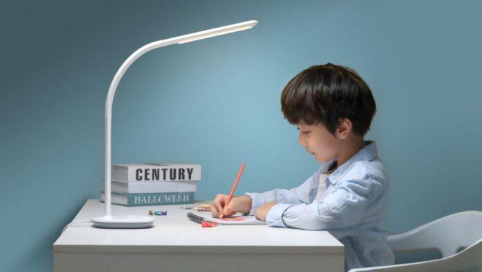 xiaomi mijia philips lampada tavolo smart
