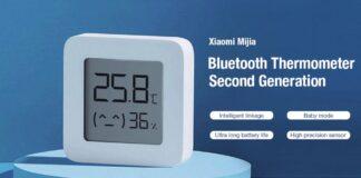 xiaomi mijia termometro igrometro umidità offerta