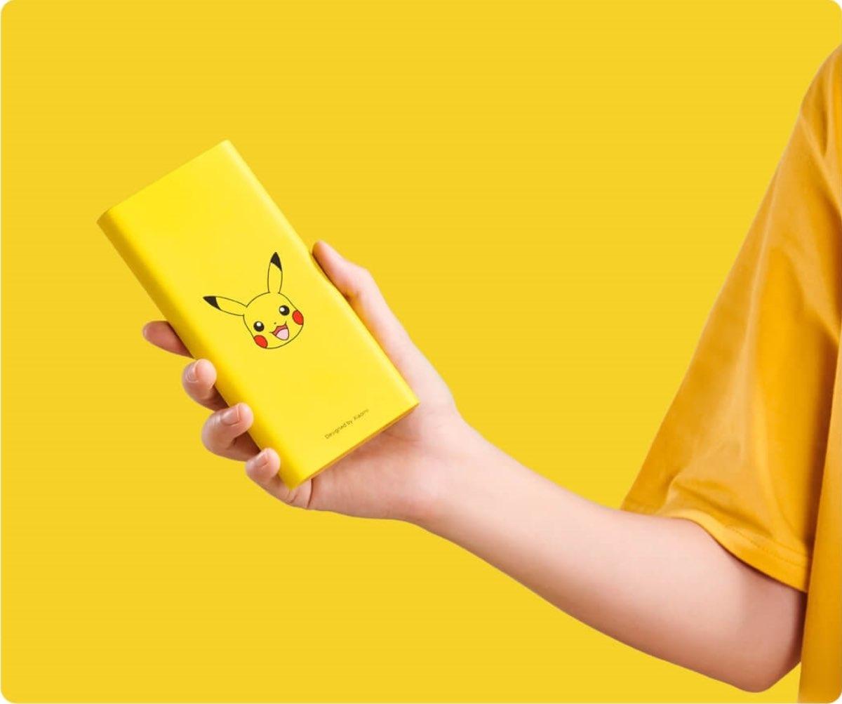 Xiaomi Power Bank 3 Pokémon (Pikachu) Edition – AliExpress