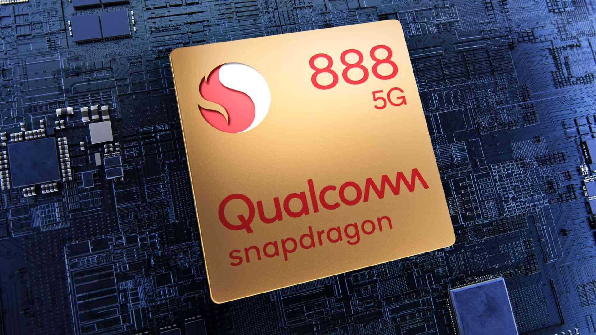 xiaomi snapdragon 888 nome spiegazione