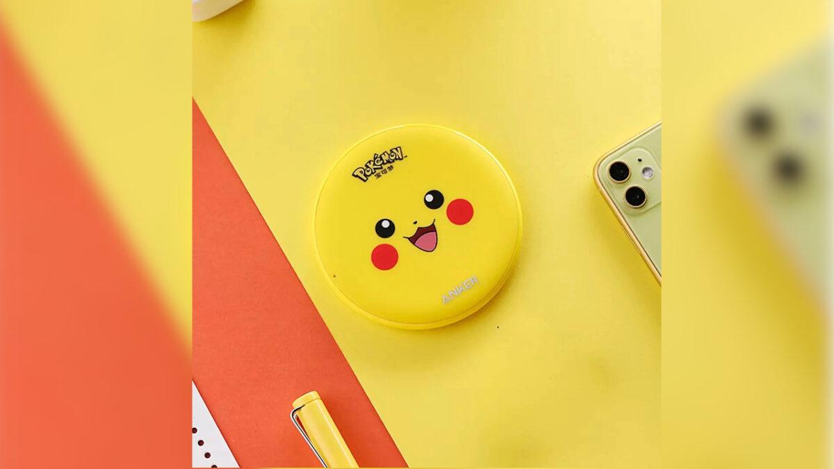 migliori accessori tech pokémon