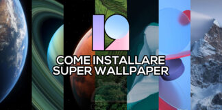 come installare super wallpaper miui 12 xiaomi