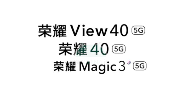 honor view 40 honor 40 honor magic 3