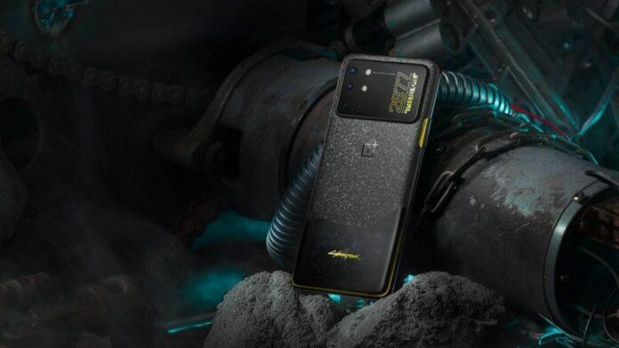 OnePlus 8T Cyberpunk 2077 Edition