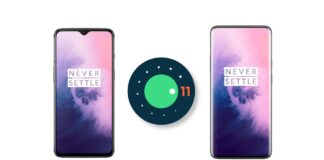 oneplus 7 pro android 11
