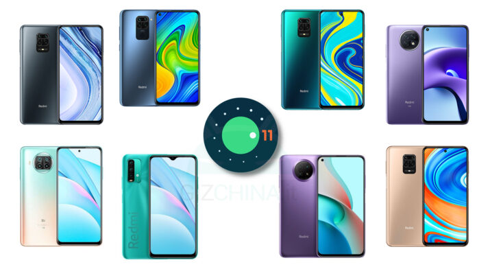 note 9 pro max note 9s note 9t note 9 4g note 9 5g note 9 pro 5g android 11