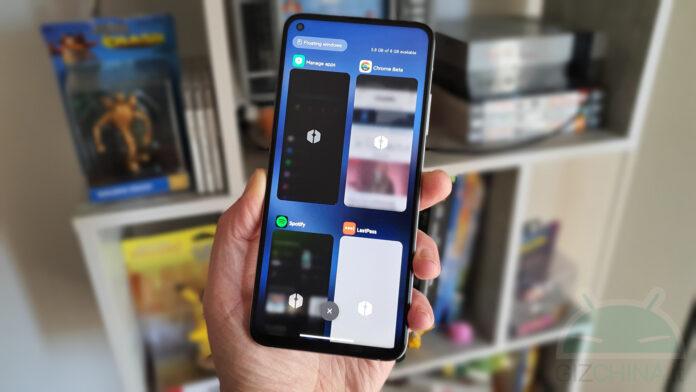 xiaomi come vedere consumo ram app