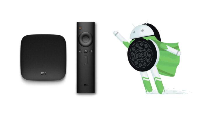 xiaomi mi box 3 downgrade android 8 oreo