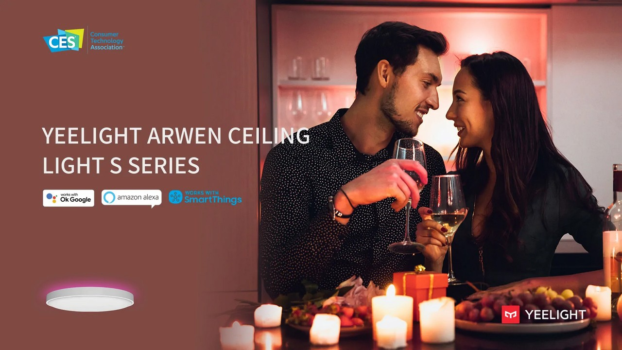 Yeelight Arwen Ceiling Light S Series