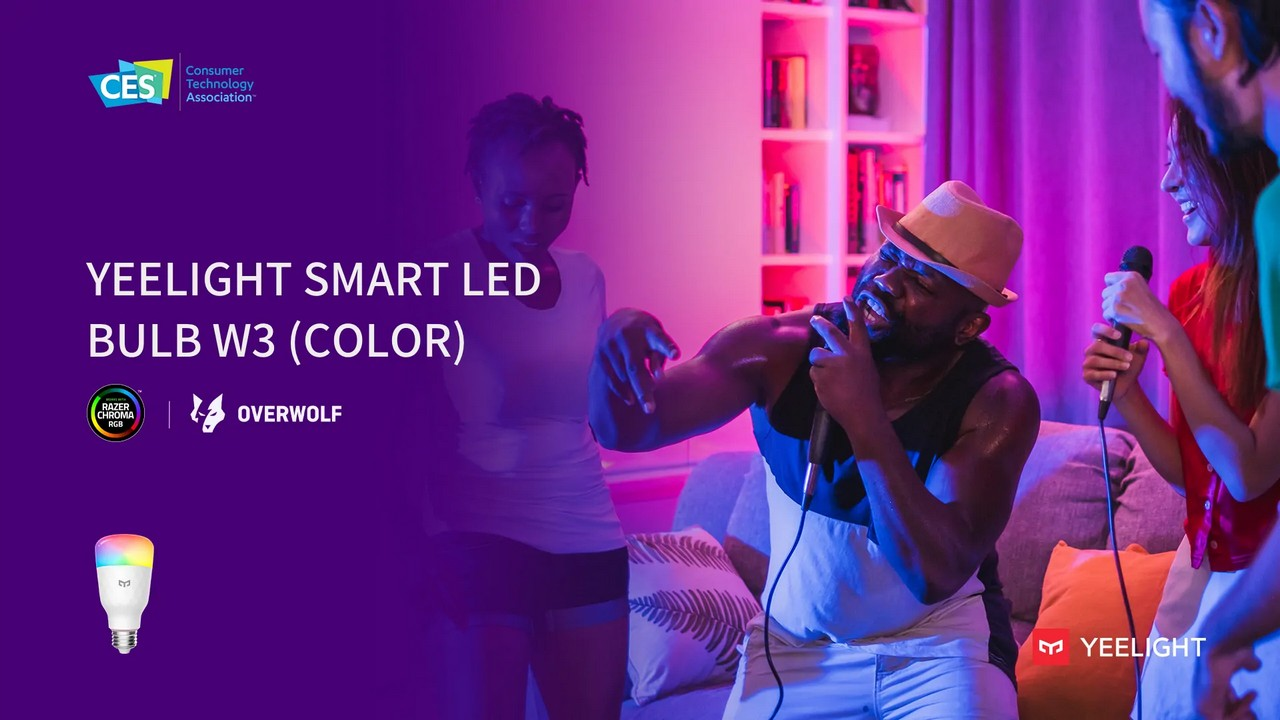 Yeelight Smart LED Bulb W3
