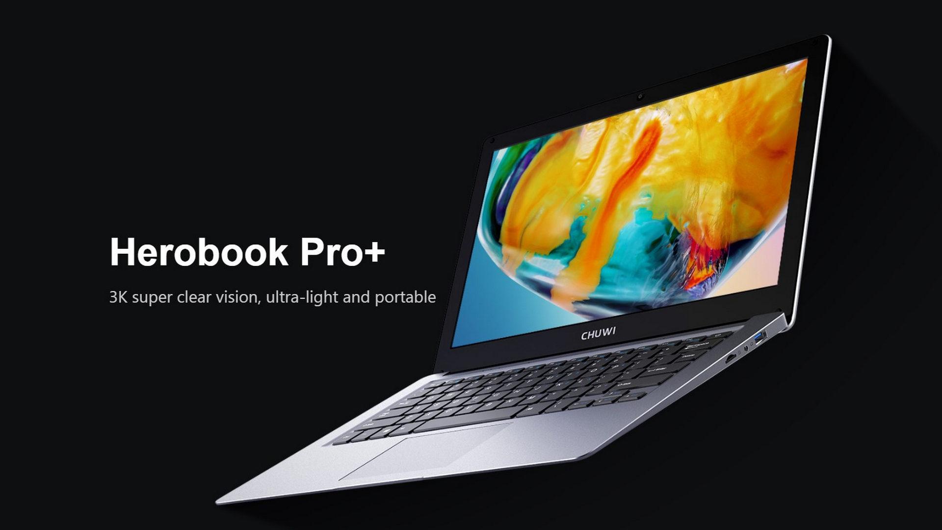 Chuwi HeroBook Pro+ – Chuwi Store