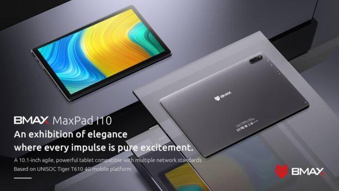BMAX MaxPad I10 ufficiale