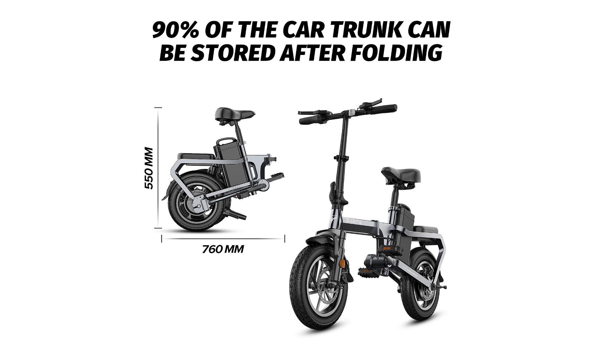Engwe X5S E-Bike | GearBest