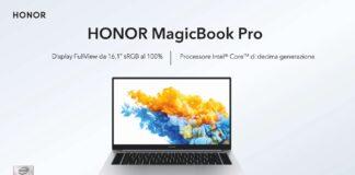 honor magicbook pro 2021 copertina