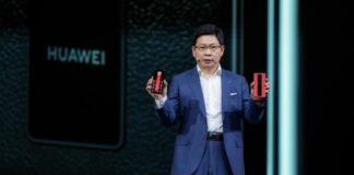 huawei presidente cloud ai