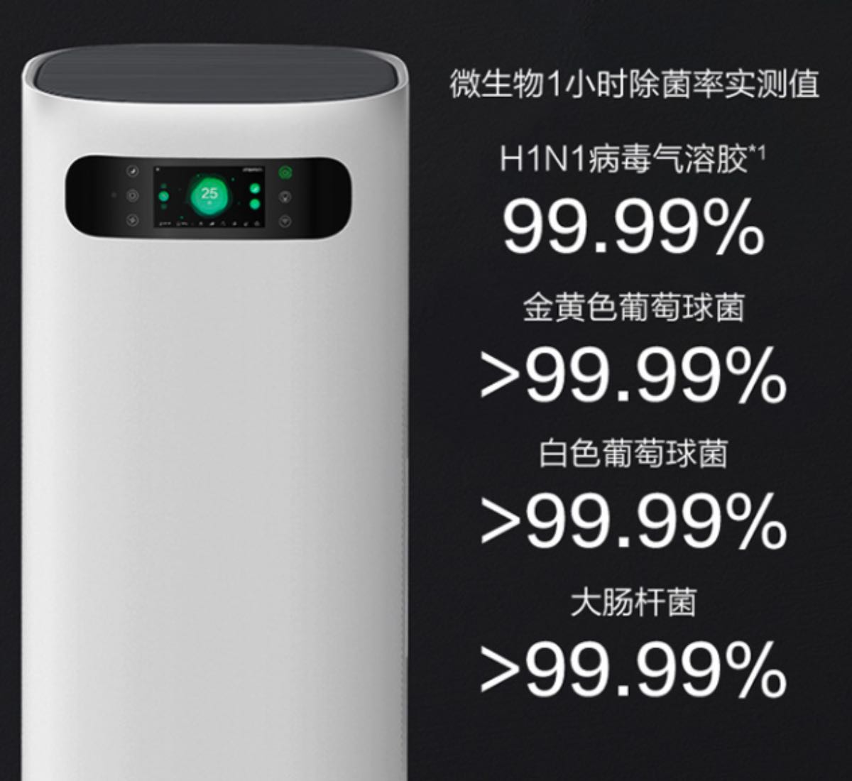 huawei purificatore aria smart selection