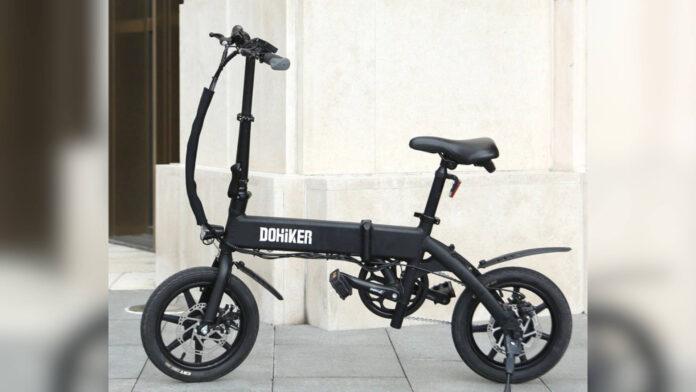 offerta bici elettrica dohiker kbs14
