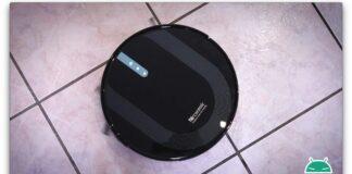offerta robot aspirapolvere lavapavimenti economico proscenic 850t