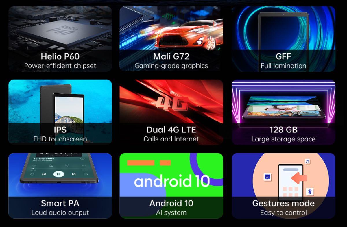 offerta tablet economico android 4g alldocube
