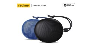realme Cobble Bluetooth Speaker