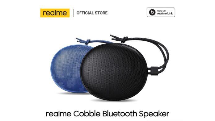 realme Cobble Bluetooth Speaker