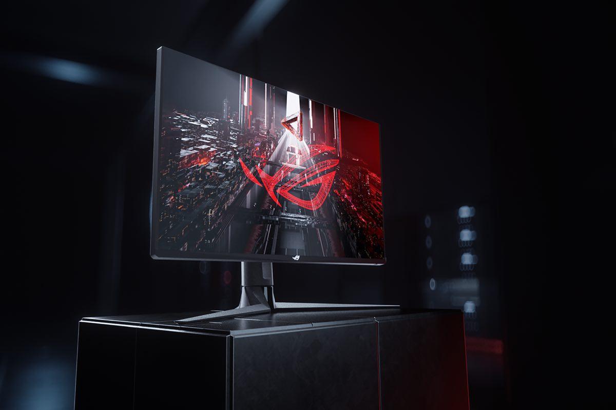 rog swift monitor gaming