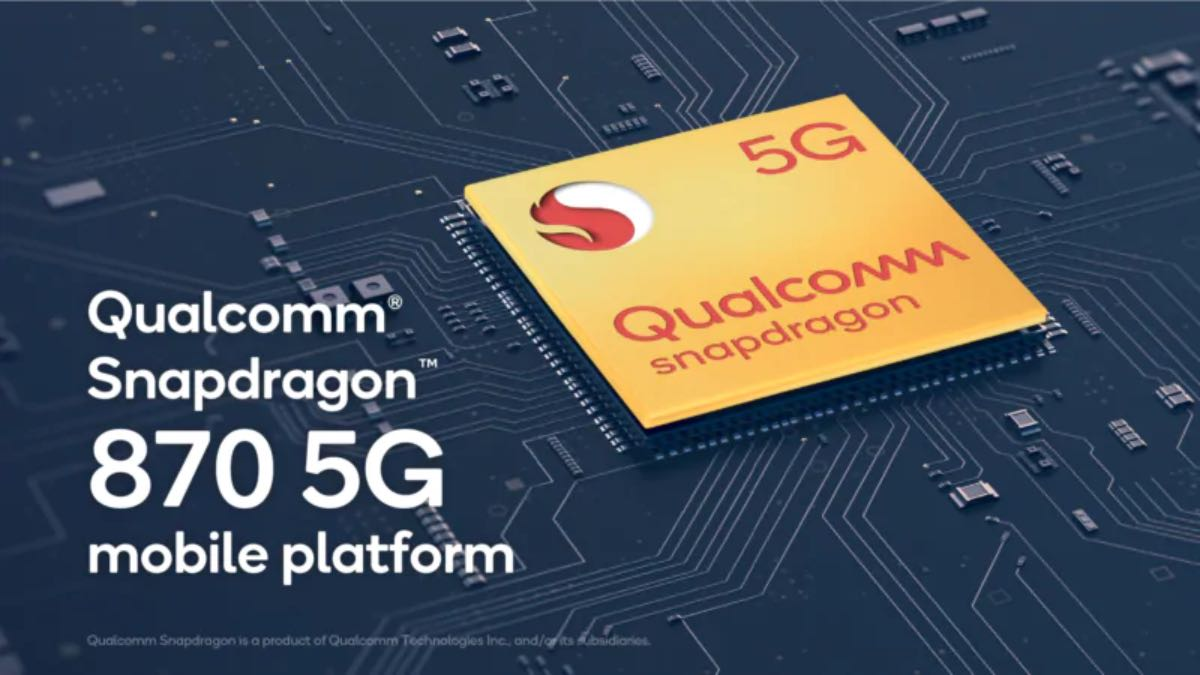 snapdragon 870 specifiche 2