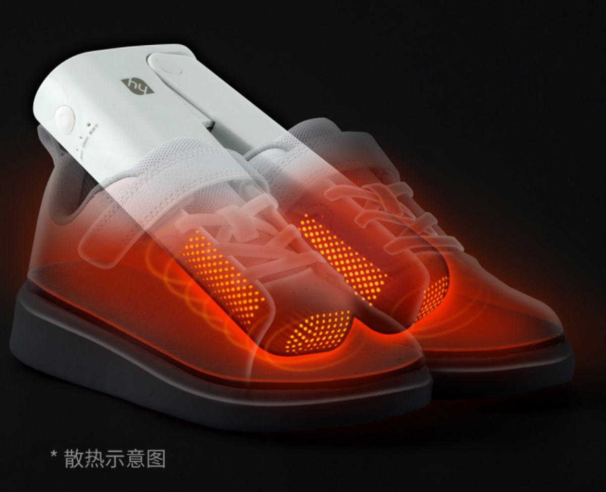 sterilizzatore e asciugatore per scarpe di Xiaomi YouPin