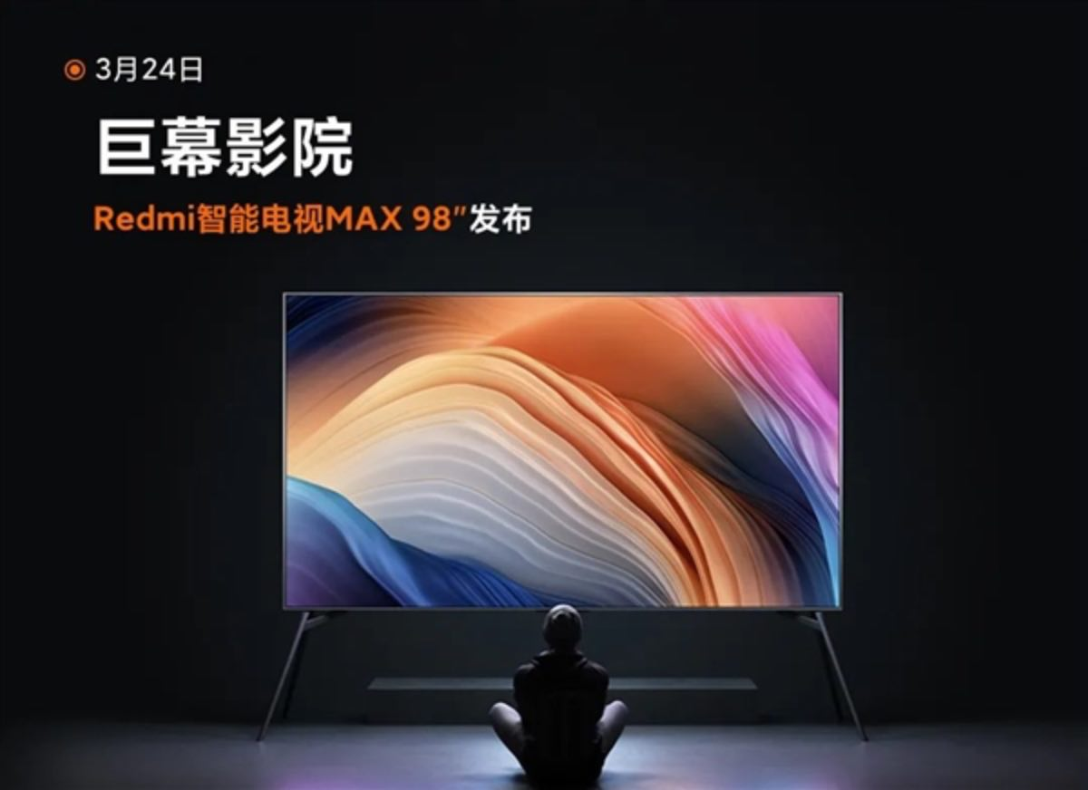 xiaomi mi tv redmi vendite