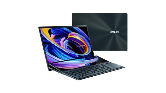 ASUS ZenBook Duo 14 ufficiale