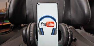 come ascoltare youtube musica background schermo spento miui 12 xiaomi