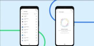 condividere app nearby share