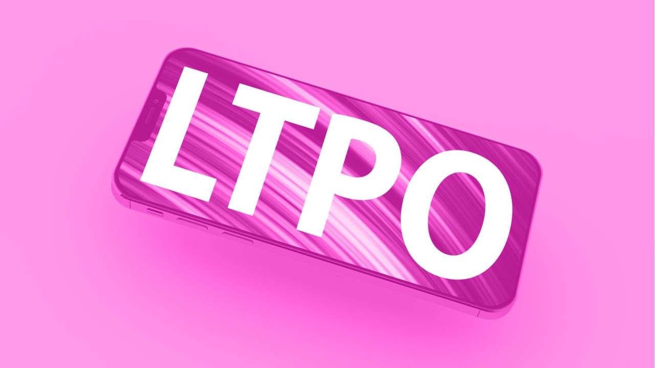 display ltpo