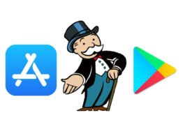 google play store apple app store