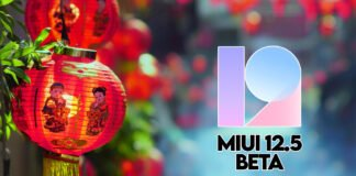 miui 12.5 beta pausa capodanno cinese
