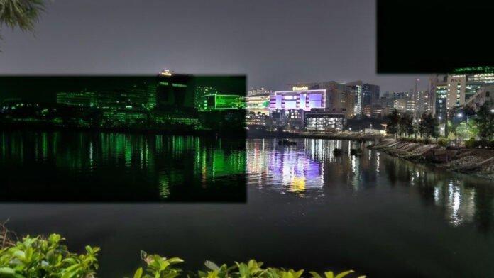 oneplus 8 pro 8t bug fotocamera notturna