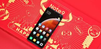 redmi note 9 pro happy year limited edition