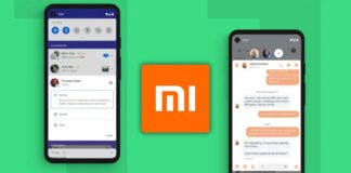 xiaomi android 11 chat bubbles