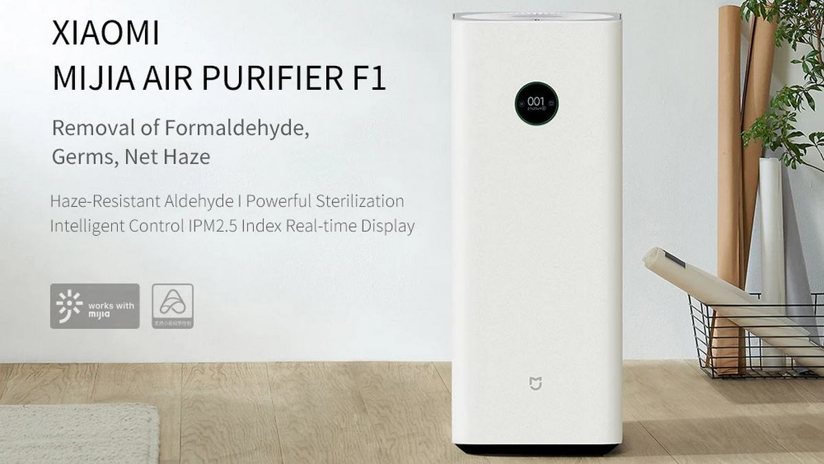 Codice sconto Xiaomi Mi Air Purifier F1
