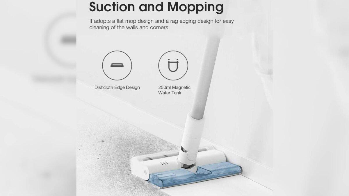 Codice sconto Xiaomi Mijia Wireless Vacuum Cleaner K10