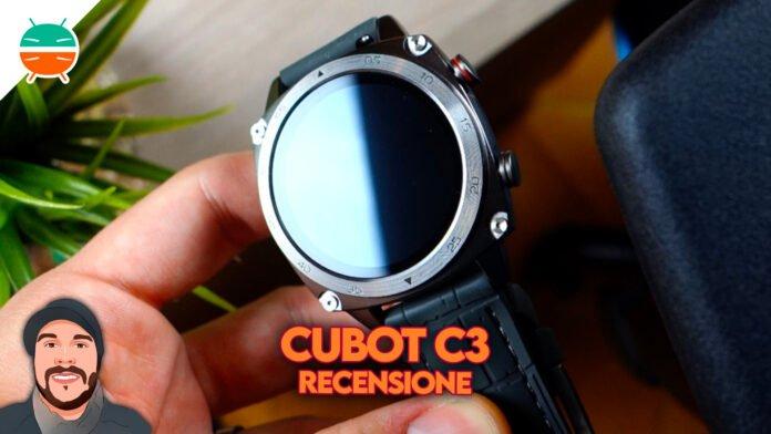 cubot c3